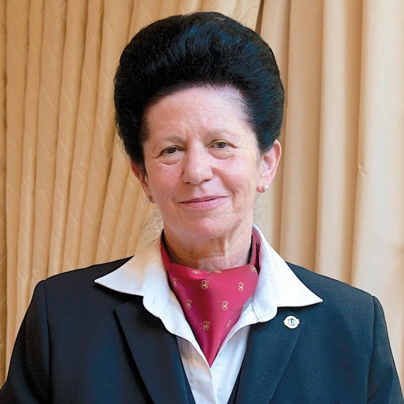 Concierge Gisela Lindner
