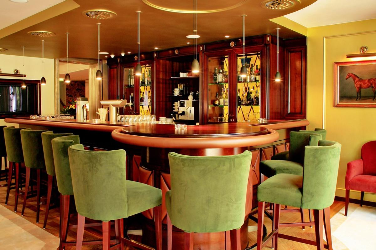 Bar Wald & Schlosshotel Friedrichsruhe