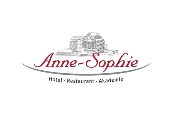 Logo Anne-Sophie Hotel Restaurant Akademie