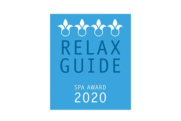 Logo Relax Guide Spa Award 2020