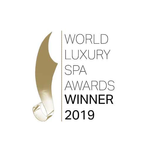 Logo World Luxury Spa Awards Winner 2019