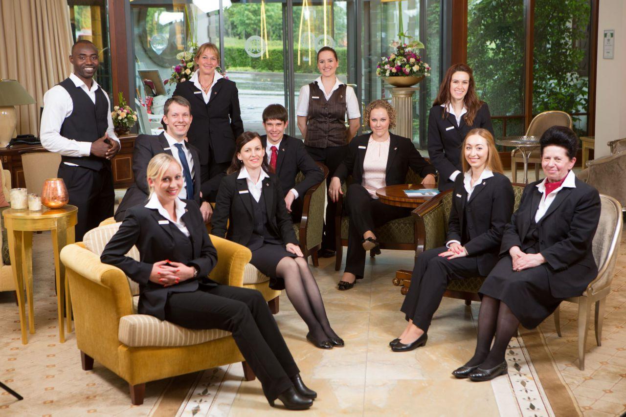 Mitarbeiterfoto Wald & Schlosshotel Friedrichsruhe