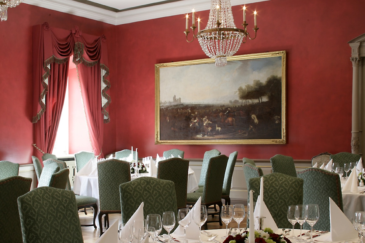 Restaurant im Schlosssaal