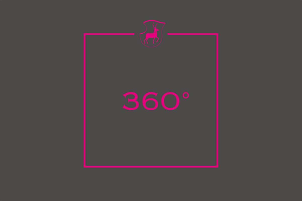 360 Grad Hotel Friedrichsruhe Logo