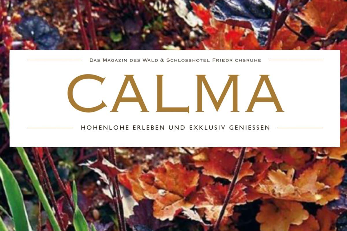 Magazin-Teaser Calma Herbst