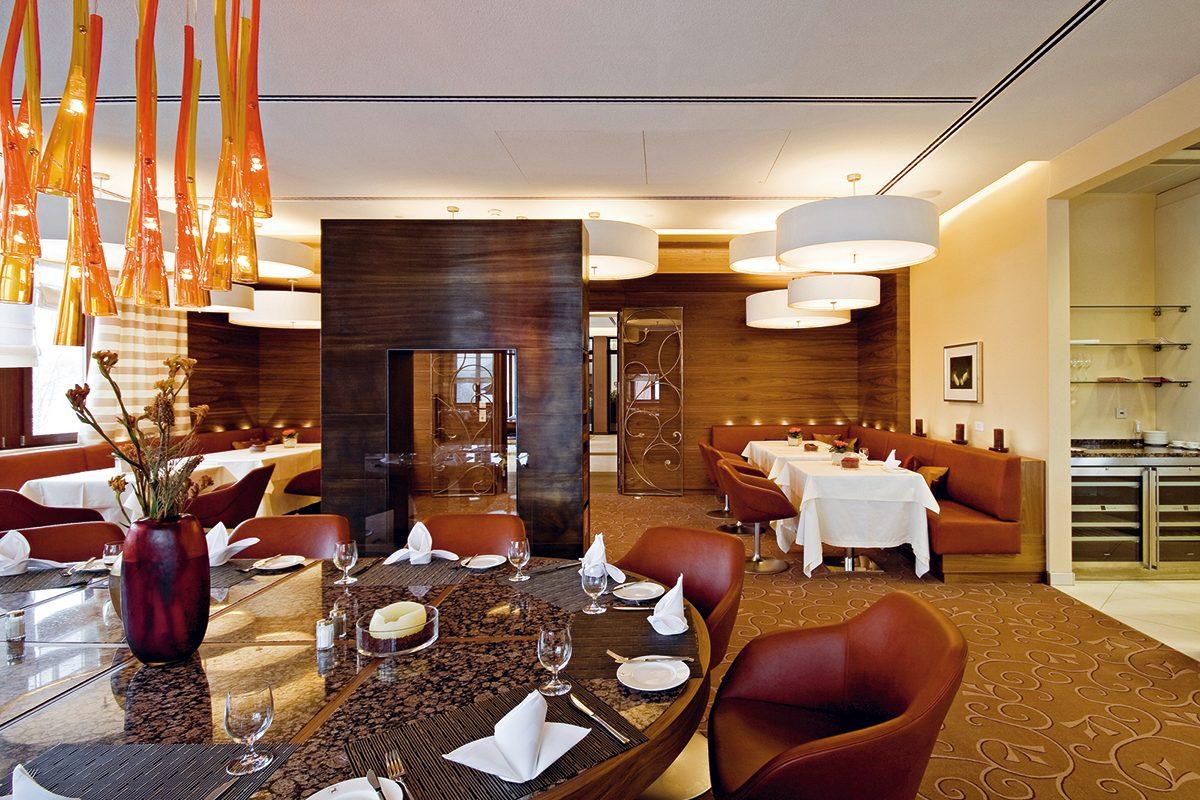 Spa-Bistro Hotel Friedrichsruhe