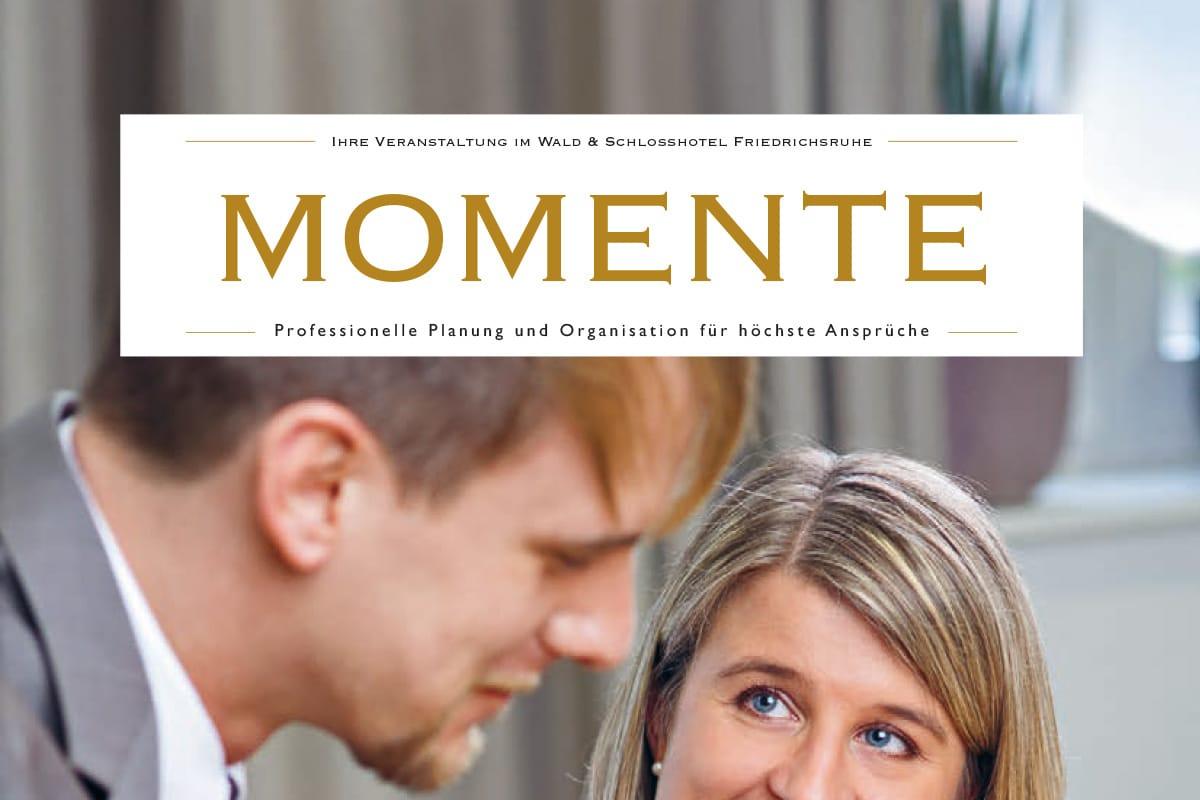 Magazin-Cover Momente