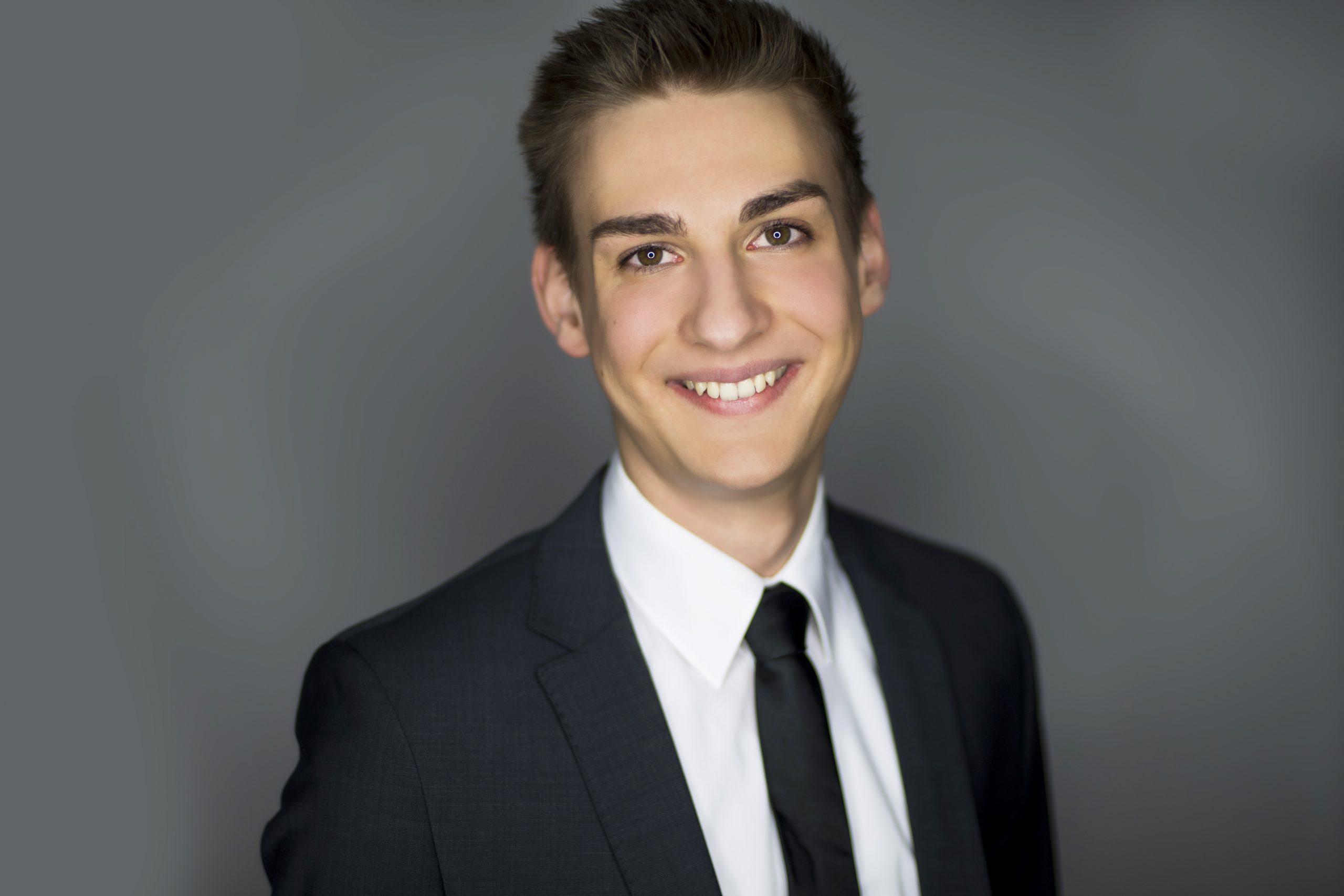 Marketing-, PR- & Verkaufsleitung Julian Brieskorn