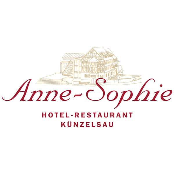 Logo Anne-Sophie. Künzelsau