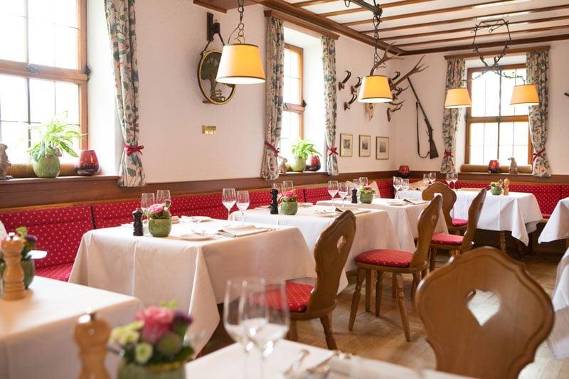 Jägerstube Hotel Friedrichsruhe