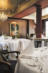 Restaurant im Wald & Schlosshotel Friedrichsruhe