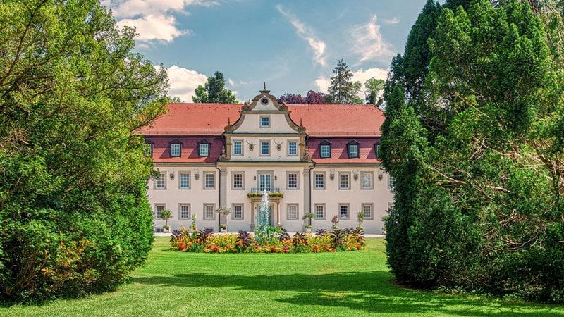 Schloss Friedrichsruhe