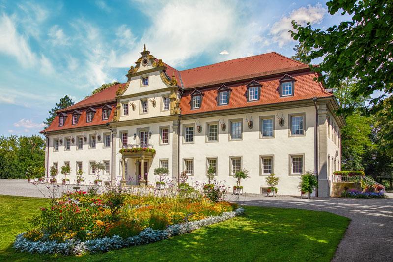 Historisches Schloss Friedrichsruhe