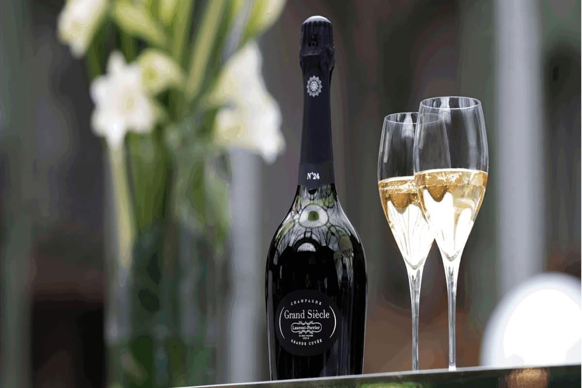 Champagner Laurent Perrier